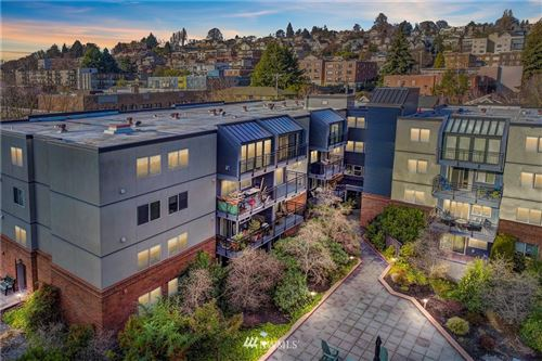 Photo of 275 W Roy Street #411, Seattle, WA 98119 (MLS # 1718559)