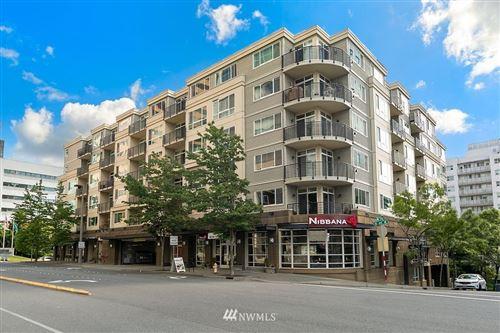 Photo of 300 110th Avenue NE #314, Bellevue, WA 98004 (MLS # 1804561)
