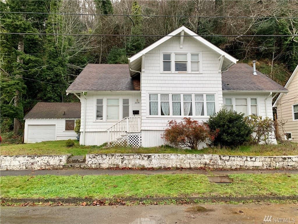 Photo of 2639 Queets Ave, Hoquiam, WA 98550 (MLS # 1550563)