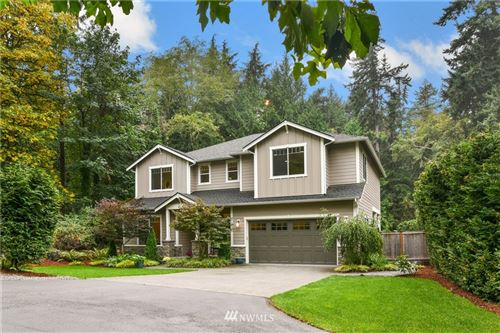 Photo of 9369 Moss Lane NE, Bainbridge Island, WA 98110 (MLS # 1665564)