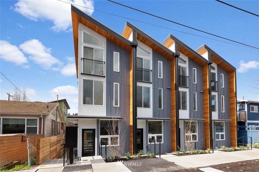 Photo of 3309 Wetmore Avenue S #B, Seattle, WA 98144 (MLS # 1758566)