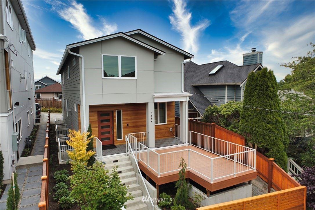Photo of 348 N 77th Street, Seattle, WA 98103 (MLS # 1786567)