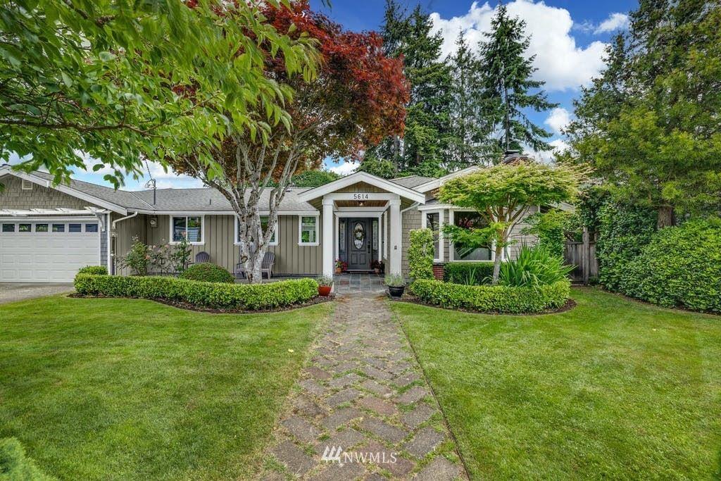 5614 116th Place SE, Bellevue, WA 98006 - #: 1790568