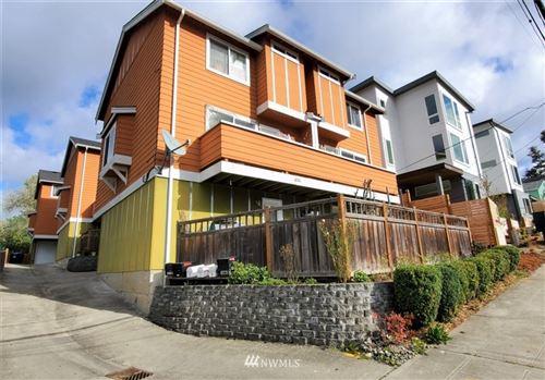 Photo of 4814 S Holly Street #B, Seattle, WA 98118 (MLS # 1676569)