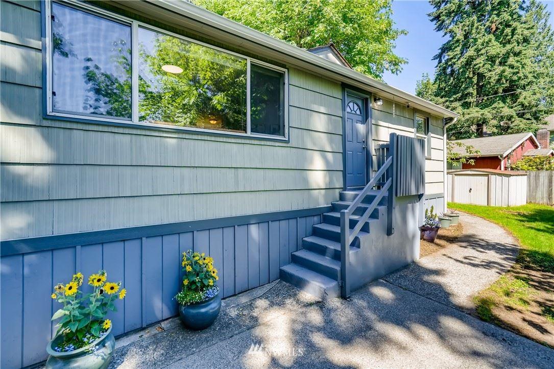 Photo of 11017 17th Avenue NE #A, Seattle, WA 98125 (MLS # 1787569)