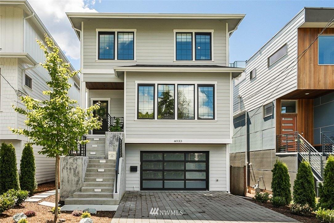 Photo of 4033 NE 58th Street, Seattle, WA 98105 (MLS # 1764570)