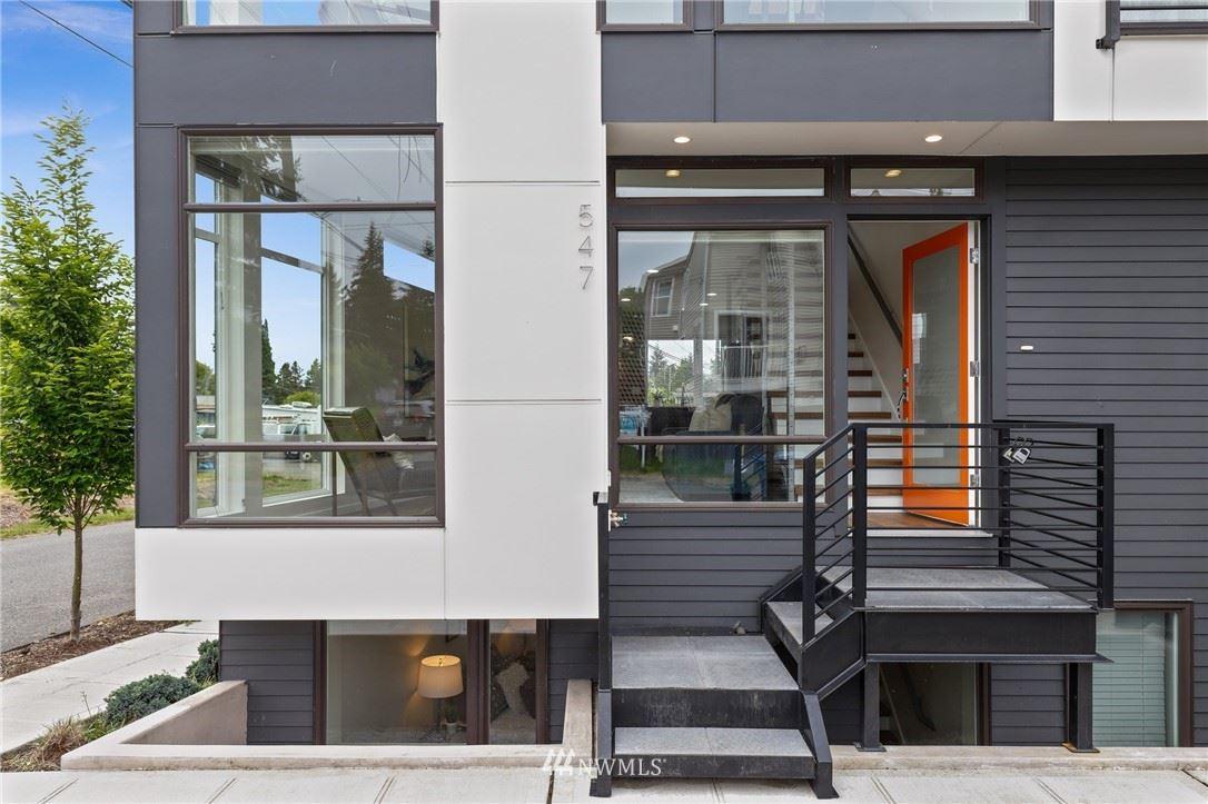 Photo of 547 N 103rd Street, Seattle, WA 98133 (MLS # 1778570)
