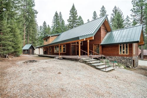 Photo of 21402 Quarter Rd, Leavenworth, WA 98826 (MLS # 1543571)
