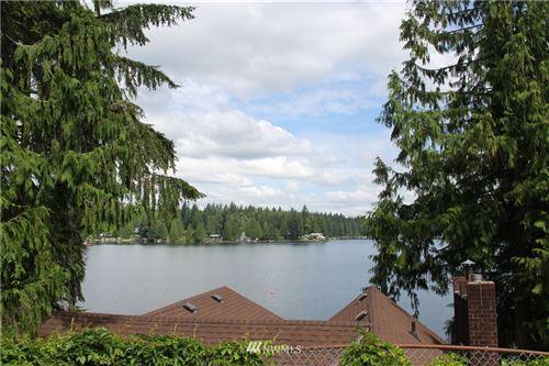 Photo of 0 S Lake Roesiger Road, Snohomish, WA 98290 (MLS # 1790572)