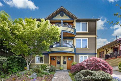 Photo of 2112 Nob Hill Avenue N #B, Seattle, WA 98109 (MLS # 1763576)