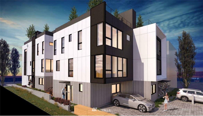 Photo of 2606 45th Avenue SW #D, Seattle, WA 98116 (MLS # 1790576)