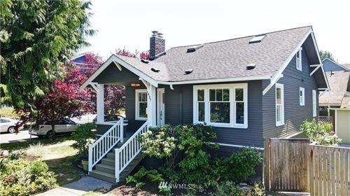 Photo of 1427 N 47th Street, Seattle, WA 98103 (MLS # 1772578)