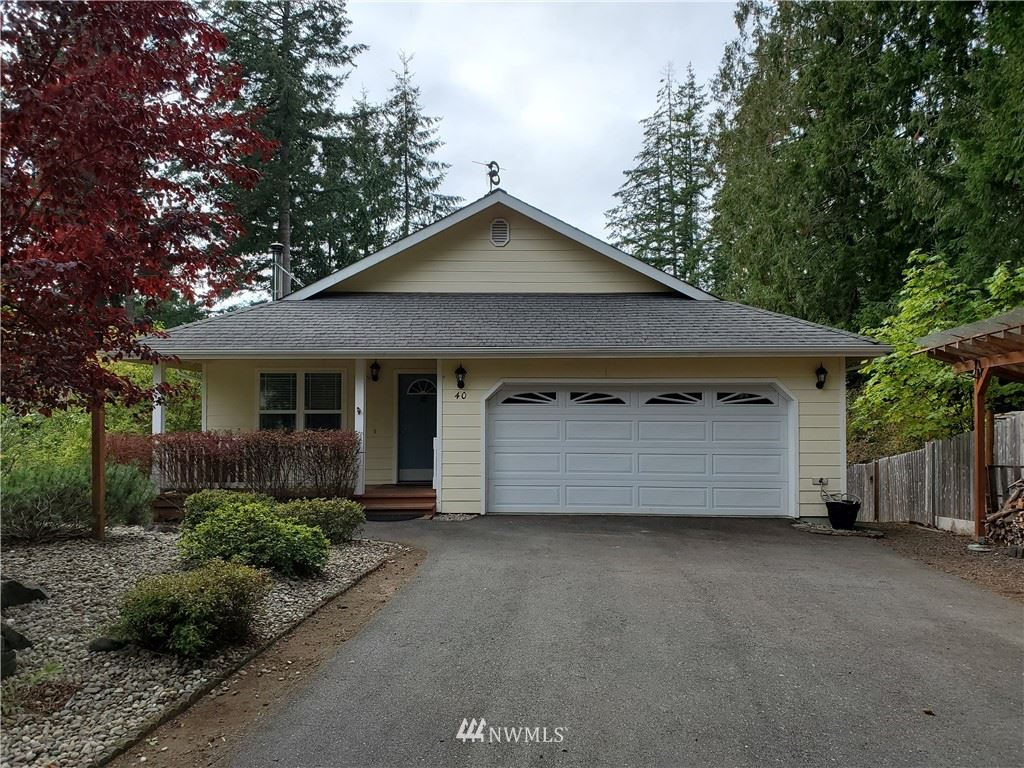 40 SE Barberry Place, Shelton, WA 98584 - MLS#: 1670581