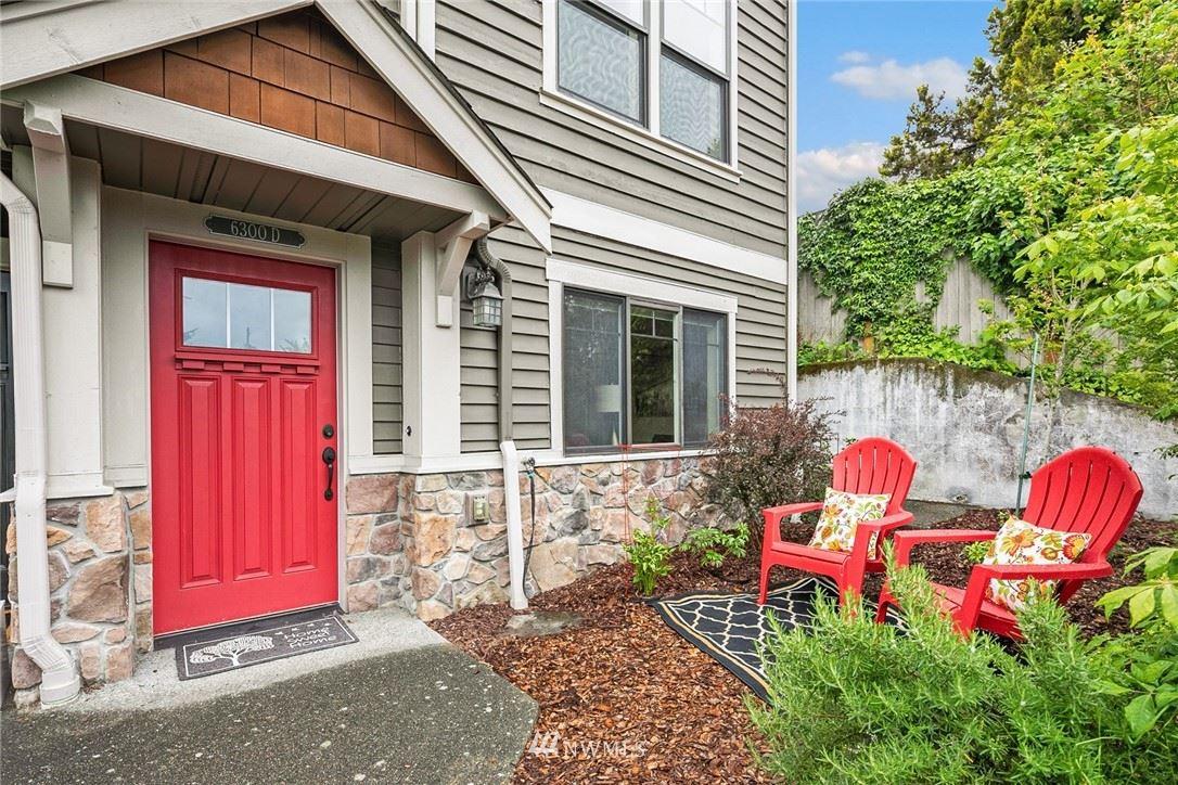 Photo of 6300 Fauntleroy Way SW #D, Seattle, WA 98136 (MLS # 1783581)