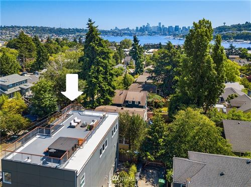 Photo of 3635 Carr Place N, Seattle, WA 98103 (MLS # 1807582)