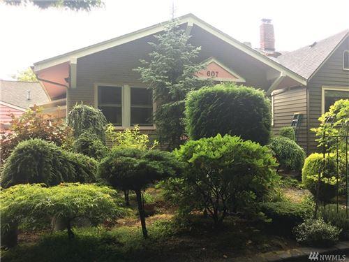 Photo of 607 W Raye Street, Seattle, WA 98119 (MLS # 1624584)
