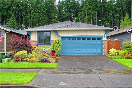 Photo of 8353 Bainbridge Loop NE, Lacey, WA 98516 (MLS # 1668585)