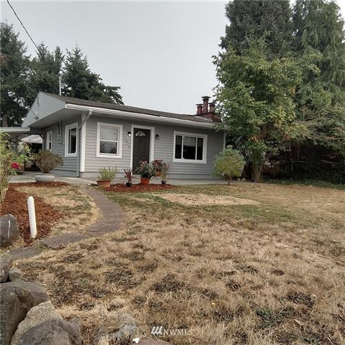 Photo of 11022 19th Avenue SW, Seattle, WA 98146 (MLS # 1664586)