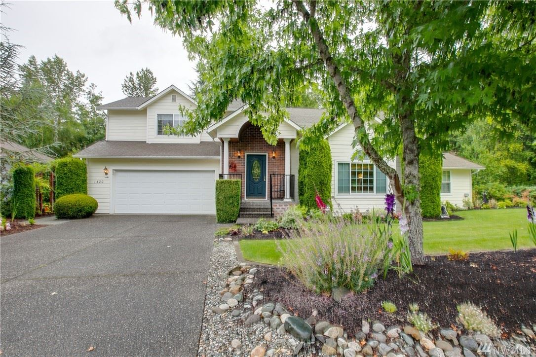Photo of 1420 Eaglemont Place, Mount Vernon, WA 98274 (MLS # 1643587)