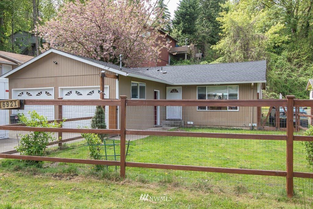 Photo of 6921 24TH Avenue SW, Seattle, WA 98106 (MLS # 1763587)