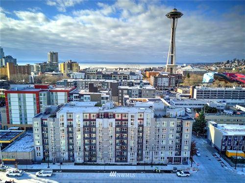 Photo of 699 John Street #401, Seattle, WA 98109 (MLS # 1814591)