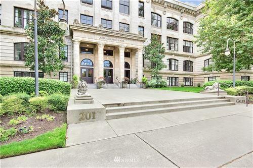 Photo of 201 Galer Street #350, Seattle, WA 98109 (MLS # 1835592)