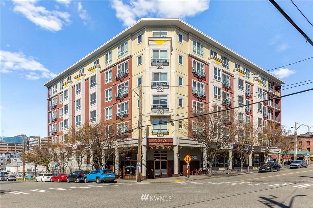 Photo of 668 S Lane Street #409, Seattle, WA 98104 (MLS # 1757592)