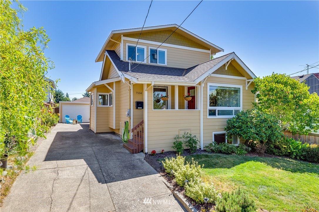 7554 28th Avenue NW, Seattle, WA 98117 - #: 1810593