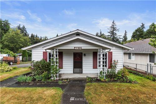 Photo of 4802 Glenwood Avenue, Everett, WA 98203 (MLS # 1732595)