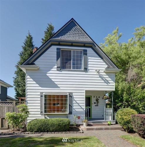 Photo of 714 N Cushman Avenue, Tacoma, WA 98403 (MLS # 1785595)