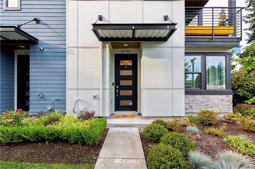 Photo of 9717 NE 182nd Place #C, Bothell, WA 98011 (MLS # 1850596)