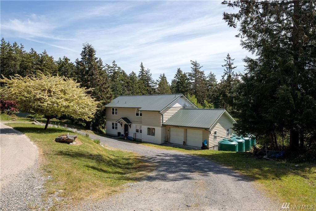 Photo for 50 Woodhaven Lane, Lopez Island, WA 98261 (MLS # 1454598)