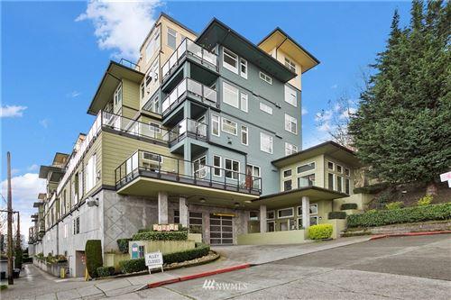 Photo of 655 Crockett Street #A102, Seattle, WA 98109 (MLS # 1729599)