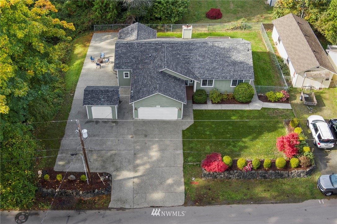 Photo of 18681 Urban Avenue NE, Suquamish, WA 98392 (MLS # 1855600)
