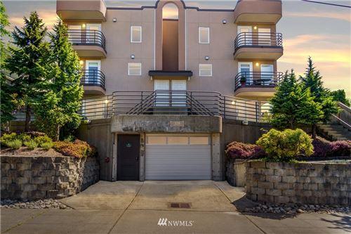 Photo of 3216 14th Avenue W #203, Seattle, WA 98119 (MLS # 1769601)
