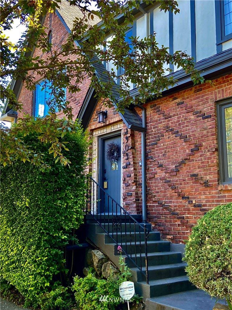 Photo of 4903 Linden Avenue N #4, Seattle, WA 98103 (MLS # 1794603)