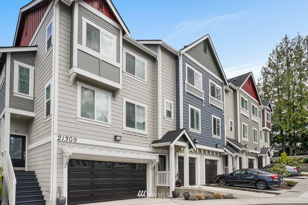 Photo of 21309 48th Avenue W #A2, Mountlake Terrace, WA 98043 (MLS # 1744606)