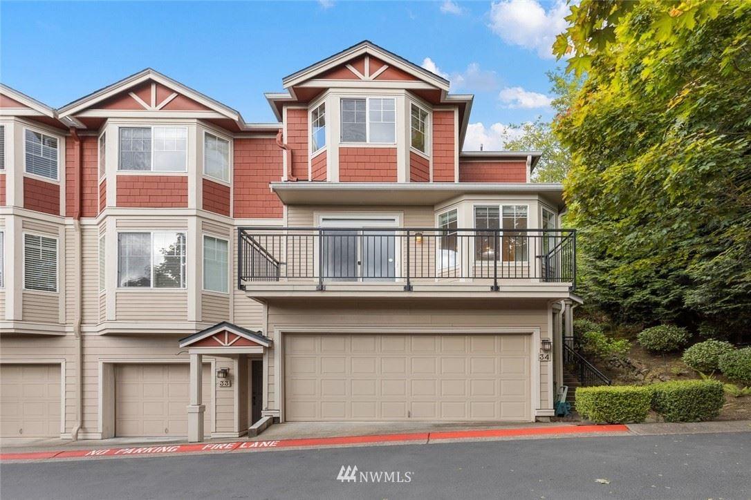Photo of 2840 SE 139th Avenue #34, Bellevue, WA 98005 (MLS # 1772607)