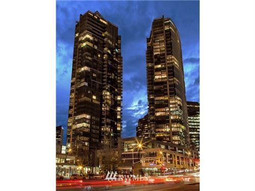 Photo of 500 106th Avenue NE #1803, Bellevue, WA 98004 (MLS # 1854608)