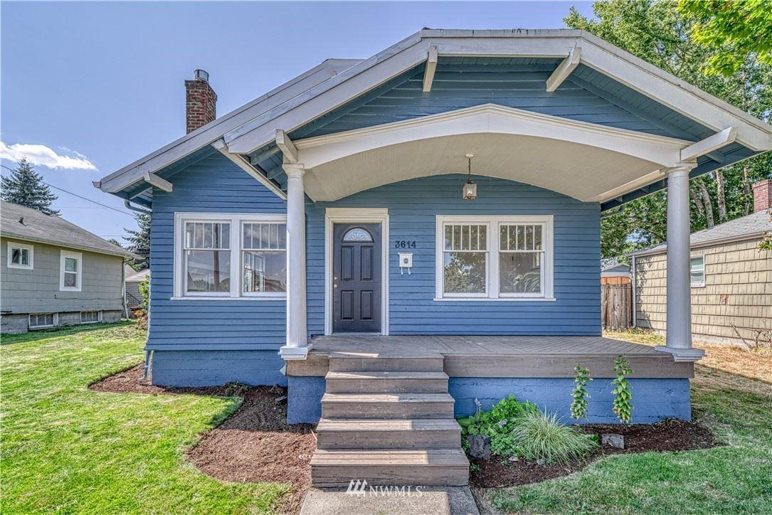 3614 S Ainsworth Avenue, Tacoma, WA 98418 - MLS#: 1830608