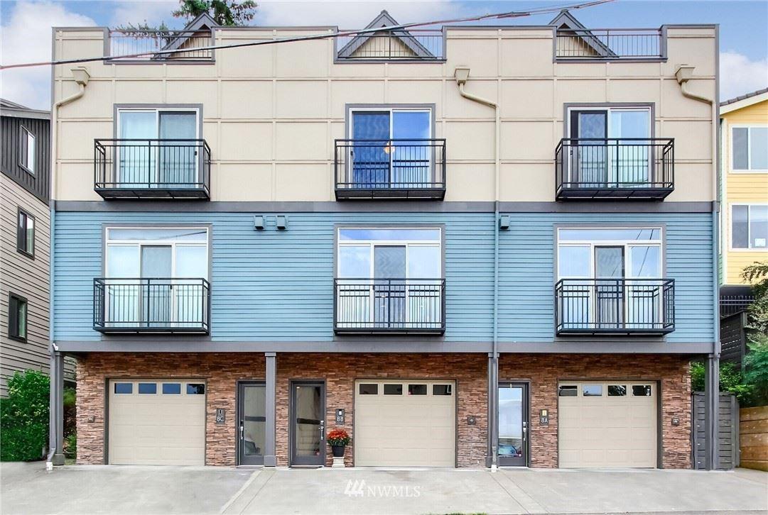 8 Florentia Street #B, Seattle, WA 98109 - MLS#: 1828609