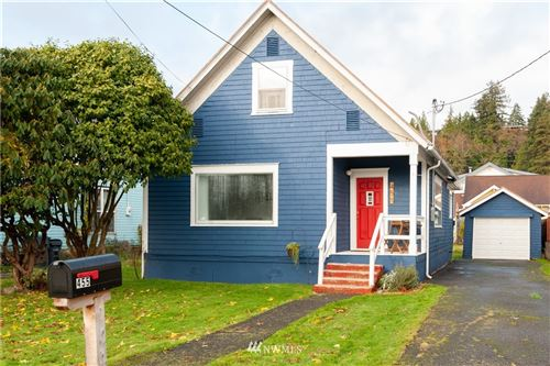 Photo of 455 Karr Street, Hoquiam, WA 98550 (MLS # 1691612)