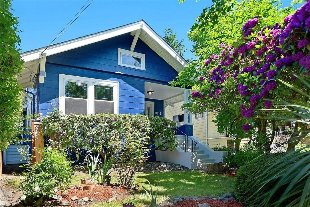 Photo of 3314 17th Avenue S, Seattle, WA 98144 (MLS # 1786612)