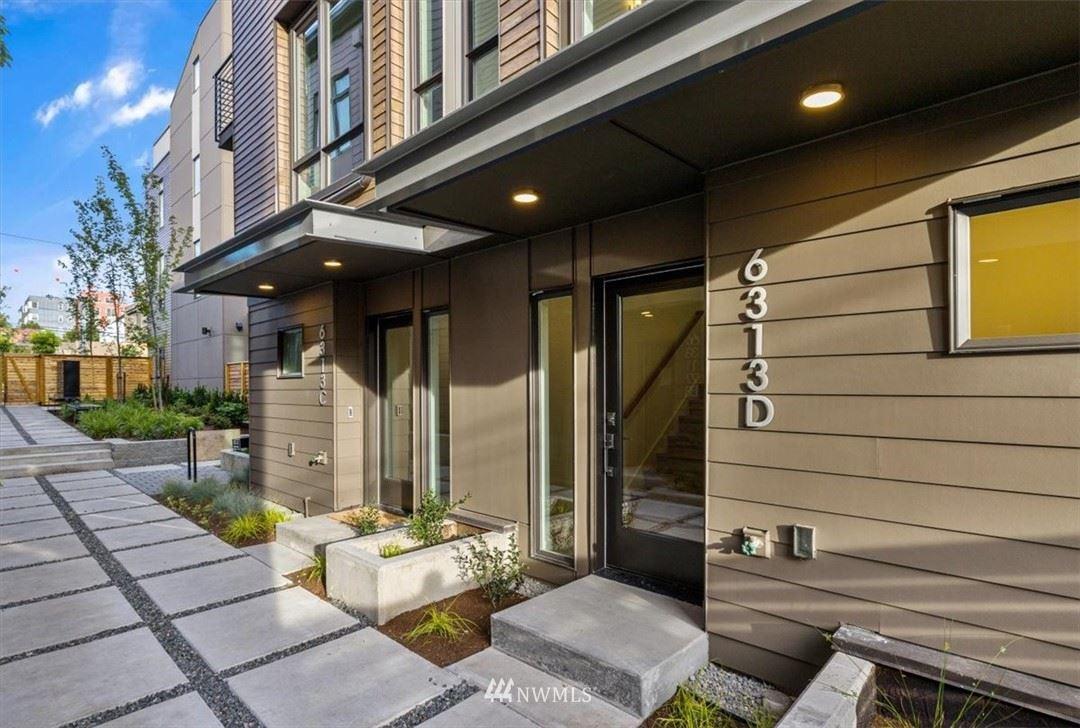 Photo of 6313 9th Avenue NE #D, Seattle, WA 98115 (MLS # 1778613)