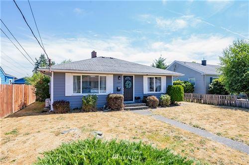 Photo of 7209 S Bell Street, Tacoma, WA 98408 (MLS # 1815614)