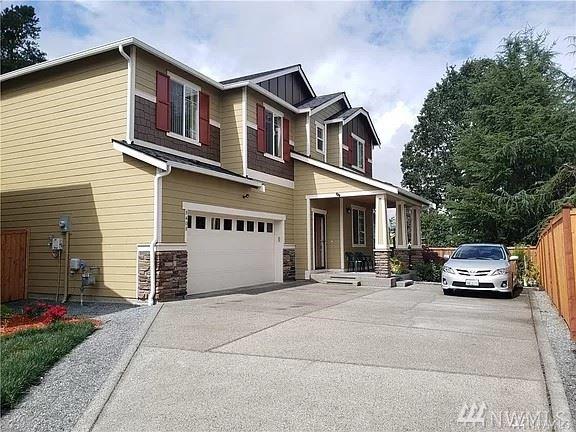 8408 21st Ave SE #1, Lacey, WA 98513 - MLS#: 1615614