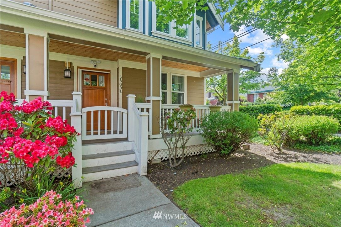 5809 55th Avenue NE #A, Seattle, WA 98105 - #: 1792614