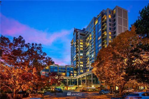 Photo of 177 107th Avenue NE #1605, Bellevue, WA 98004 (MLS # 1856615)
