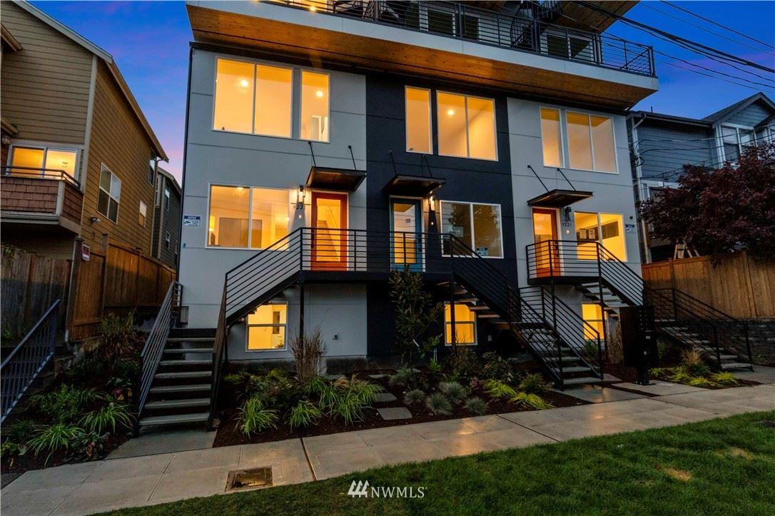 Photo of 9221 Ashworth Avenue N #B, Seattle, WA 98103 (MLS # 1690615)