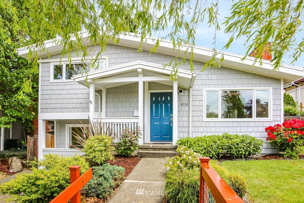 Photo of 4532 46th Avenue SW, Seattle, WA 98116 (MLS # 1783615)
